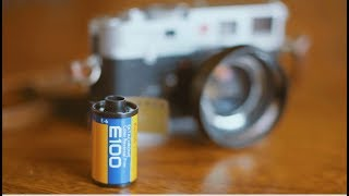 Kodak Ektachrome Through a Leica M6