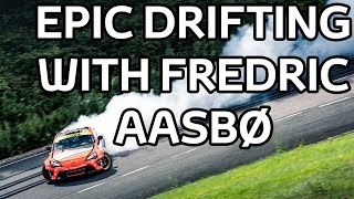 Epic Drifting with Fredric Aasbø