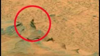 Spooky photo proves life on Mars?