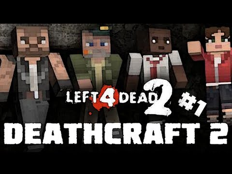 Left 4 Dead 2   Minecraft Mod   Episode 1