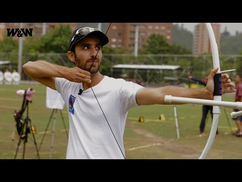 How archery is growing thanks to a bow that costs just 30 USD  Flash Interview