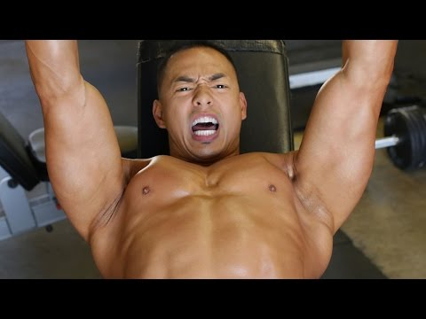 Perfect Pecs Workout