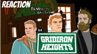 Fitzmagic Goes Ocean's 11 to Win the Bucs Job | Gridiron Heights S3E4 (REACTION)
