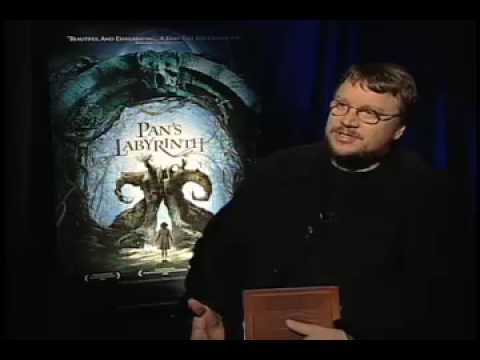 Guillermo Del Toro talks