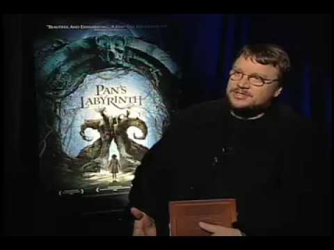 "Guillermo Del Toro Talks ""Pan's Labyrinth"""