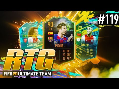 THE FUTURE OF THE RTG! - #FIFA20 Road to Glory! #119 Ultimate Team