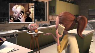 The Incredibles On Blu-ray: Jack-jack Att ...