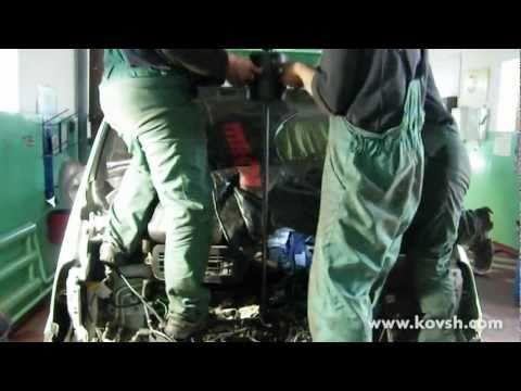 Видео как снять дизельную форсунку