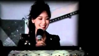 [Fancam] 120609 SNSD TALK