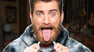 Testing Tongue Scrapers