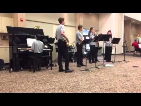 Arden Middle School combo Regular Squared at 2015 TOY dinner