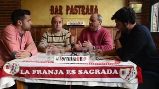 #TertuliaUR con Juanvi Peinado y Gelo en el Restaurante Pastrana