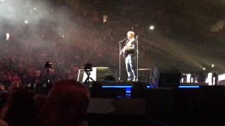 Download Lagu Ed Sheeran - Love Yourself - July 7, 2017 - Air Canada Centre - Toronto, ONT Gratis STAFABAND