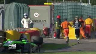 GP3 2015. Spa-Francorchamp. Why Virtual Safety Car is a bad idea