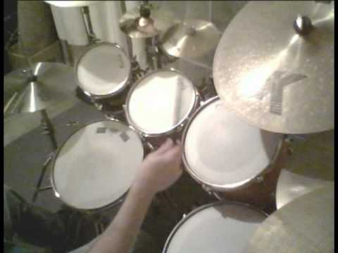 Great Drum Grooves 5 - Manu Katche in Robbie Robertson's