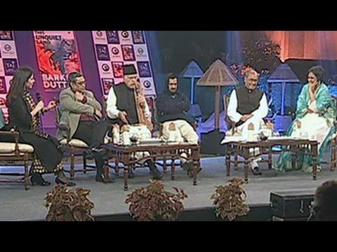 Kejriwal, Farooq, Digvijaya and Swapan debate India's fault lines