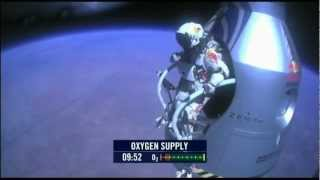 RED BULL STRATOS 2012 - 14 OCT / MISSION / REAL FULL VIDEO ( HD )