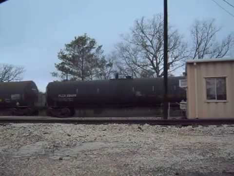 Union Pacific MPBHO @ Glover Rd. Leggett, Tx.
