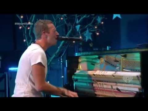Coldplay - Paradise (Live at iHeartRadio Music Festival 2014...