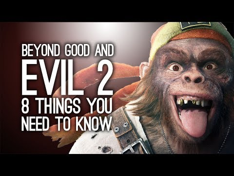 Beyond Good and Evil 2: 8 Things You Need to Know About Beyond Good and Evil 2