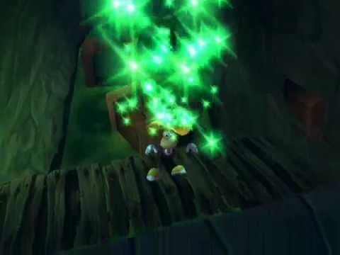 Давайте играть в Rayman 2 Часть 1