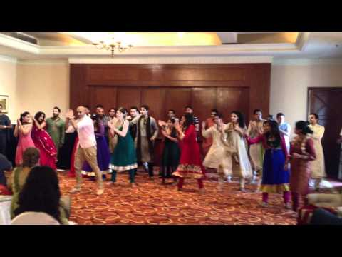 Sidu & Shiv Sangeet P video