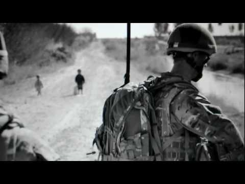Afghanistan, British Soldiers and Contemporary War Art