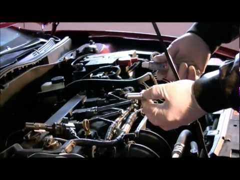 2009 Mazda 6 - 4 cylinder spark plug replacement ( and coils ) how to