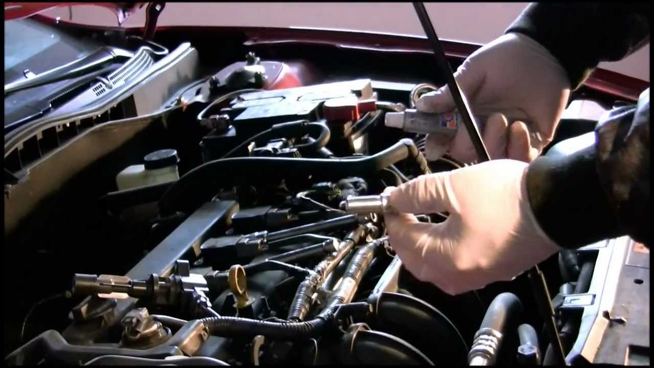 2009 Mazda 6 4 Cylinder Spark Plug Replacement And Coils How To Youtube