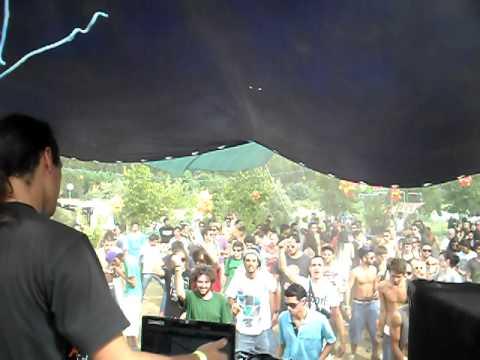 Alienn Live @ Cosmic Gate - 10.9.2011 - Figueiro dos Vinhos