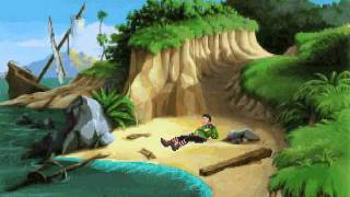 Let's Play King's Quest 6 - part 1 - Shipwreck