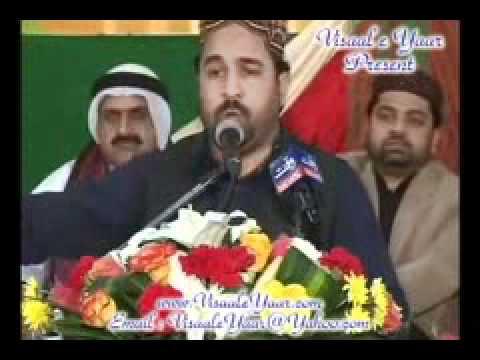 Punjabi Naat(har Gheb Tun)ahmed Ali Hakim In Sharjah.by Visaal Yaar.mp4 video