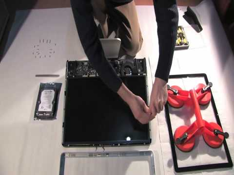 Apple Imac hard drive upgrade