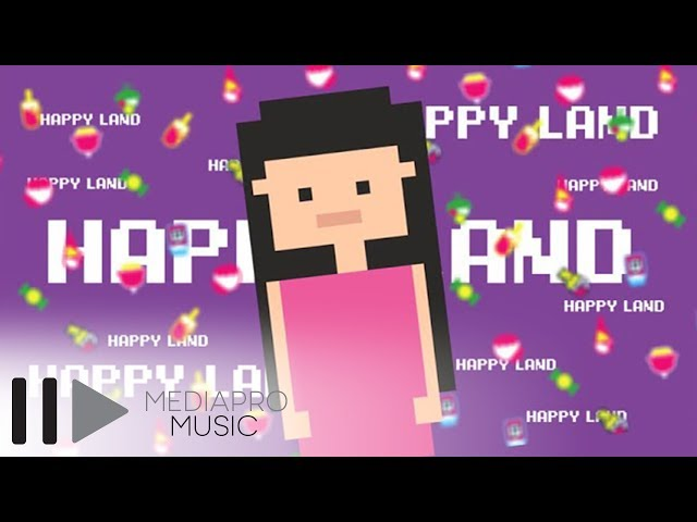CandyShop - HappyLand (Lyric Video)