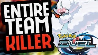 Mega Altaria DESTROYED My Entire Team In One Attack! | Pokemon Duel