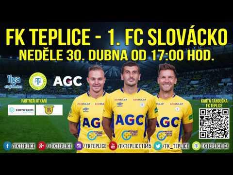 Upoutávka před utkáním se Slováckem - neděle 30. dubna od 17:00