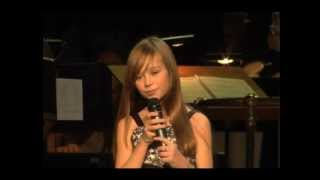 Connie Talbot - I will always love you (new photos 2012)