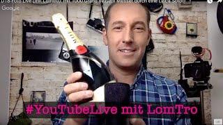 D18-Foto Live (mit Lomtro): mit 1000 Grand heißem Messer durch eine Leica Sofort...!