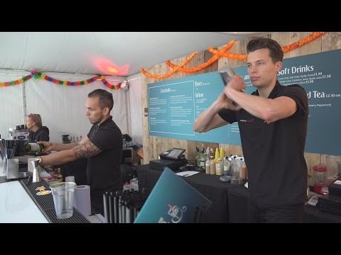 Emirates Go East Festival – Southbank London - June 2015. Part 1