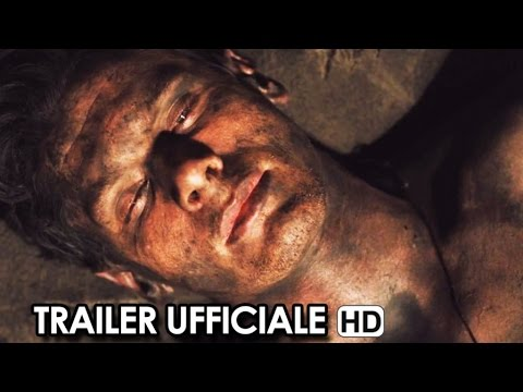 Unbroken Trailer Ufficiale Italiano (2015) - Angelina Jolie Movie HD