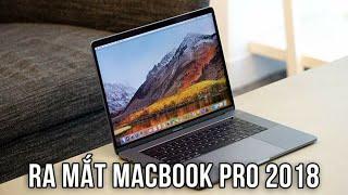 Ra Mắt Macbook Pro 2018 - Mức Giá Trên Trời lên tới Hơn 150 Trệu có Xứng Đáng với những Nâng Cấp