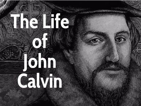 an overview of the life of calvin john He intended that the book be used as a summary of his views on christian theology and that it be read in conjunction  the life of john calvin, london: john murray .