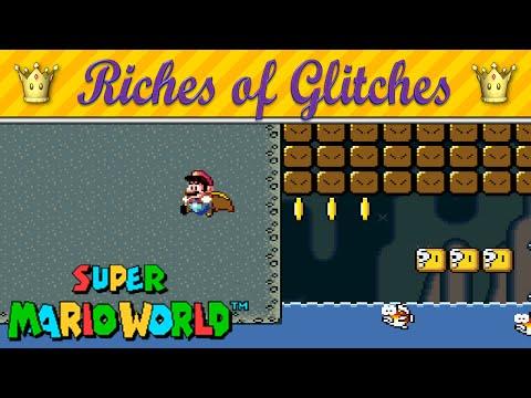 Download Riches of Glitches in Super Mario World (Glitch Compilation) Mp4 baru