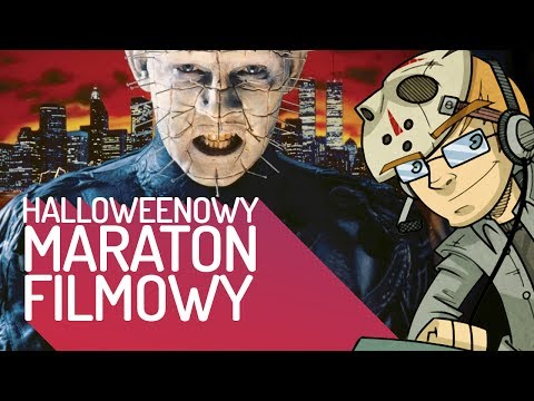 Halloweenowy Maraton Filmowy 2013: Seria Hellraiser video