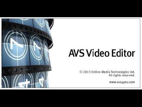 AVS Video Editor v.6.0.4 (2013/Rus) скачать бесплатно без регистрации одним