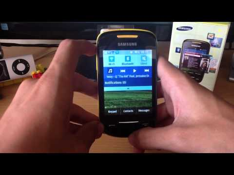 Samsung corby 2 Review