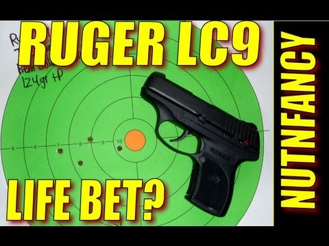 """Bet Your Life? The Ruger LC9"" by Nutnfancy"