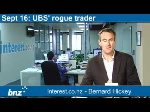 90 seconds at 9 am : UBS' rogue trader (news with Bernard Hickey)
