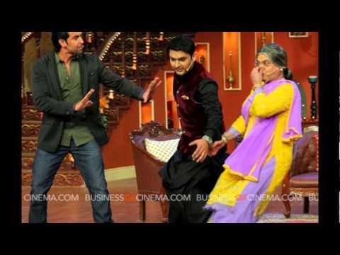 Comedy Nights With Kapil Full Episode - Hrithik Roshan - 3rd November 2013