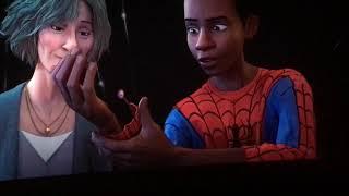 Miles Morales becomes Spiderman